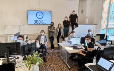 Nice Matin – Comment 360&1 décode la réservation digitale au Salon Food Hotel Tech qui s'ouvre mardi?